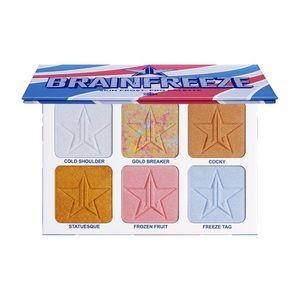 Jeffree Star Brain Freeze Skin Frost palette